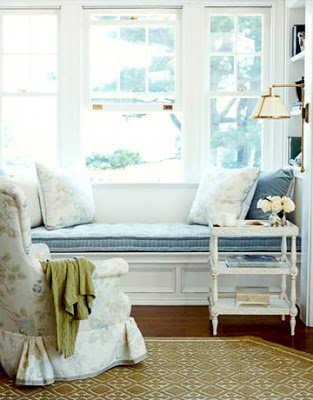 Reading Nooks: A Cozy Place to Unwind