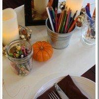 Kids Table: Work of Art