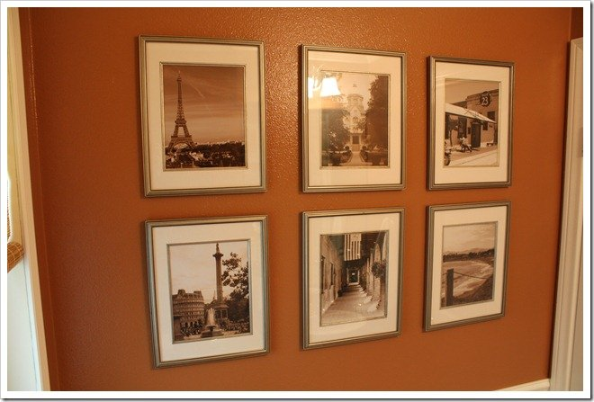 Small Space: Grouping of Frames