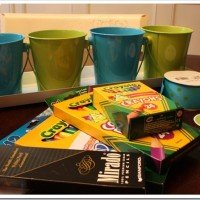 Favorite Gift for Children: Art Supplies