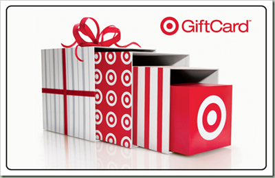 Friday Eye Candy & Target Giveaway to Thank You!