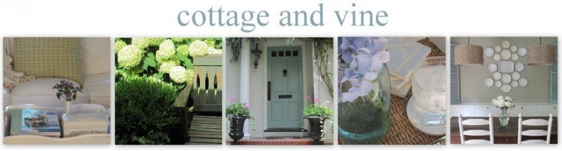 Holiday Haven: cottage and vine