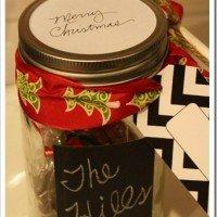 Simple Treat Jars and Tutorial