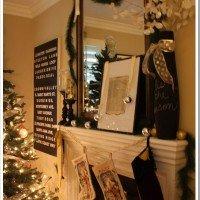 Home Tour: Final Christmas Touches