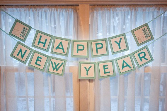 CATCH My NEW YEAR Collection Printable New Years Decor