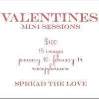 Be My Valentine: Amazing Photo Shoot Offer
