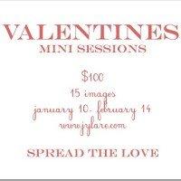 Be My Valentine: Amazing Photo Shoot Offer