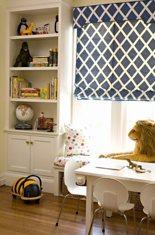 Friday Eye Candy: Chic Kid Spaces