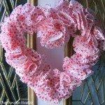Heart-Wreath-Door