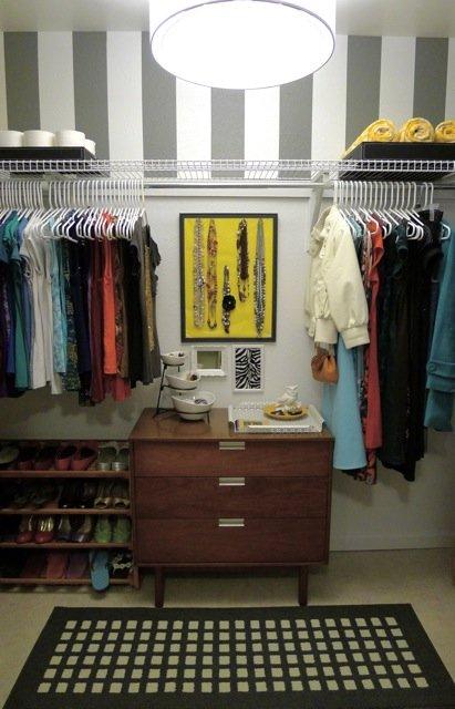 A Master Closet Makeover