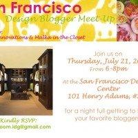 San Francisco Blogger Meet-Up & Take Five