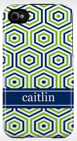PRETTY SMITTEN Home & Accessories - Personalized iPhone Case