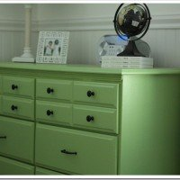 Big Boy Room: Before & After Dresser