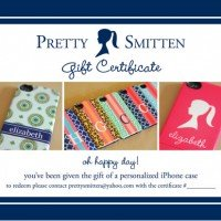 Pretty Smitten: Great Holiday Offer