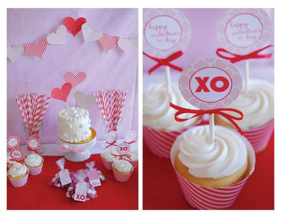 Printable Valentine Collection by Pretty Smitten - SPECIAL OFFER