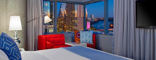 WOW Suite - Living Room