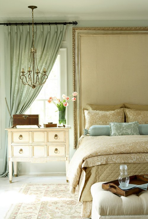 J. Hirsch Interior Design Portfolio traditional bedroom