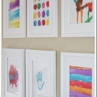 Bonus Room Update: Gallery Wall & Artist