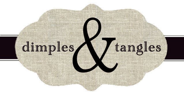 Dimples and Tangles