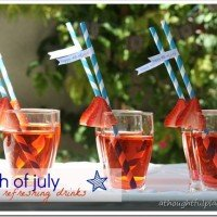 Fourth of July: Drinks & Treats