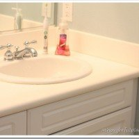 Which One Wednesday {Master Bathroom}