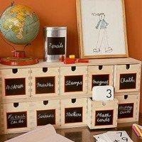 Friday Eye Candy: Organizing Children's Gear