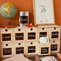 Friday Eye Candy: Organizing Children's Gear