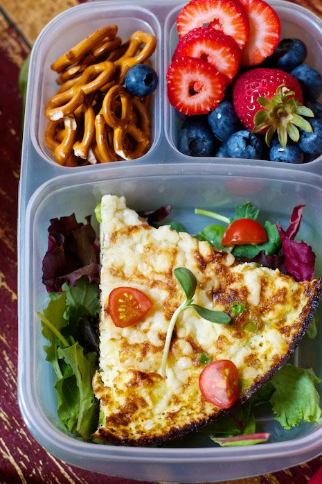 family fresh cooking project lunchbox