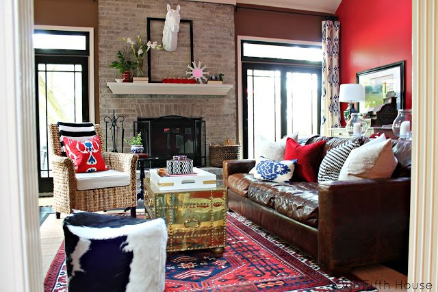Friday eye candy our fifth house a thoughtful place for The living room channel 10 instagram