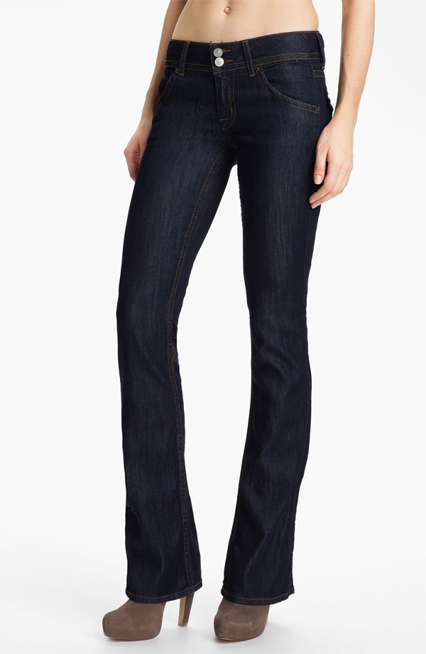 Hudson Jeans Signature Bootcut Jeans (Finch)