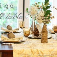 Thanksgiving Plate Your Style and $100 Giveaway