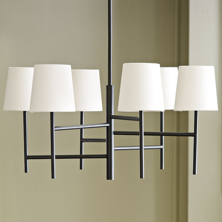Staggered Chandelier - Small