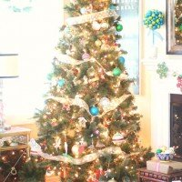 Our Colorful Christmas Tree 2012
