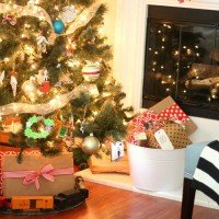 Christmas Vignette Link Party