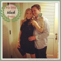 Little Black Dress {Holiday Outfit Inspiration}