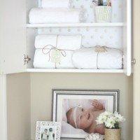 Linen Closet Makeover: Guest Ready