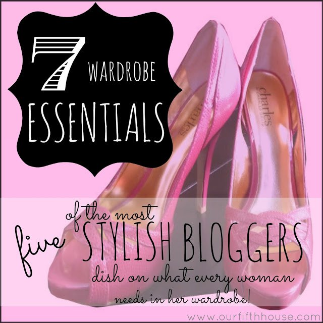essentials in a woman's wardrobe
