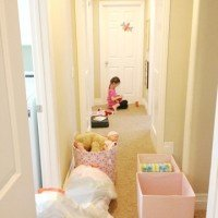 Behind the Scenes of a Room Makeover