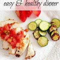 Recipe | Easy & Healthy Chicken Dish