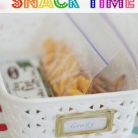 Easy Snacks: Tips & Tricks to Save Your Sanity