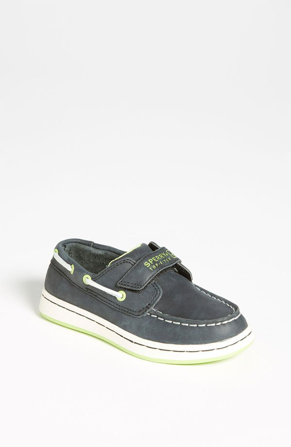 Sperry Top-Sider® 'Authentic Original' Slip-On (Toddler) (Online Only)