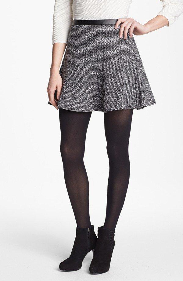 Hinge® Tweed Skirt