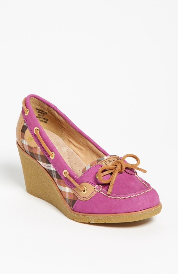 Sperry Top-Sider® 'Goldfish' Wedge (Nordstrom Exclusive)