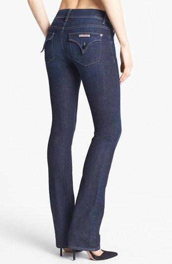 Hudson Jeans 'Beth' Baby Bootcut Jeans (Jetsetter)