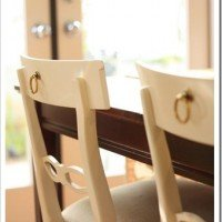 Choosing Outdoor Fabric {Dining Room Chairs}