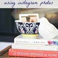Creating Memories: Photographs & Instagram