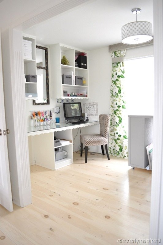 office-craft room @cleverlyinspired (1)