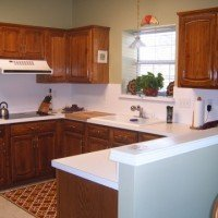 Friday Eye Candy{Five Before & After Kitchens}