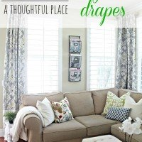 How to Lengthen Drapes That are Too Short