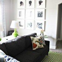 E-Design: Client Room Reveal